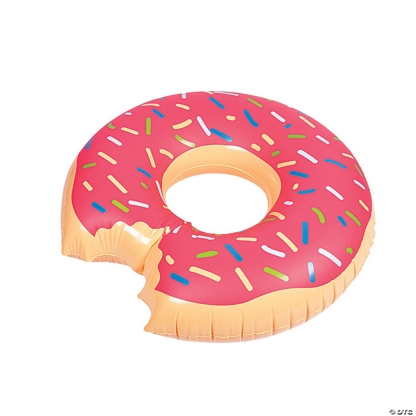 Giant Inflatable Donut