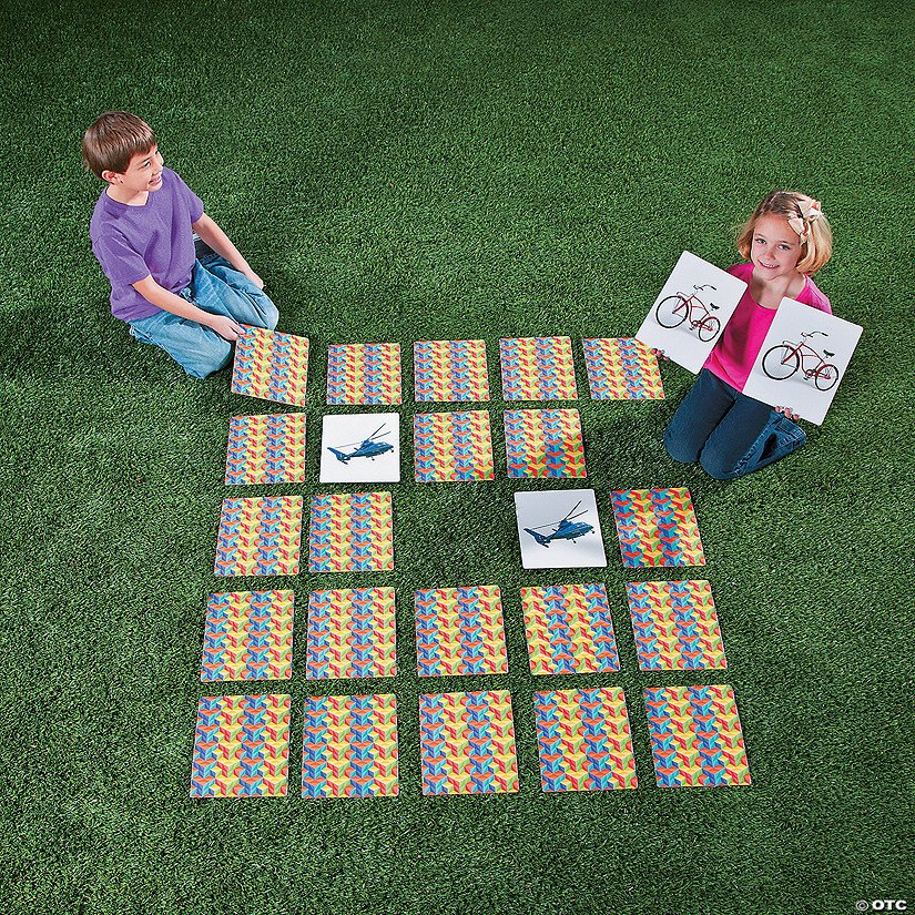 Giant Matching Game