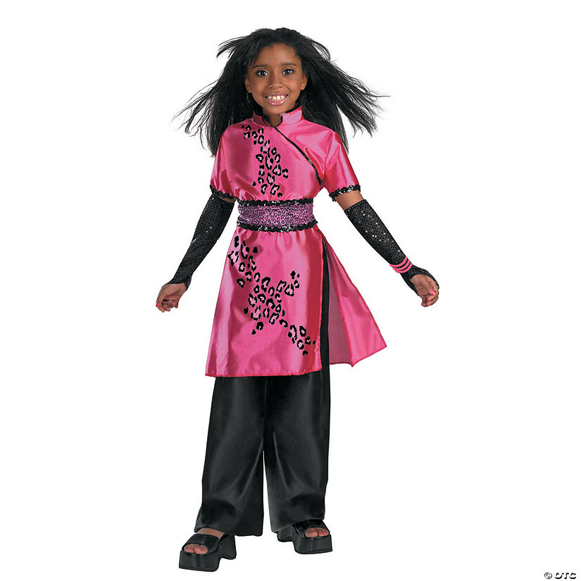 Girl's Deluxe Cheetah Girls™ Galleria Costume