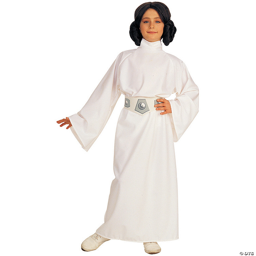 Girl's Deluxe Star Wars™ Princess Leia Costume