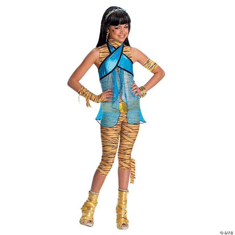 Girl's Monster High™ Cleo De Nile Costume