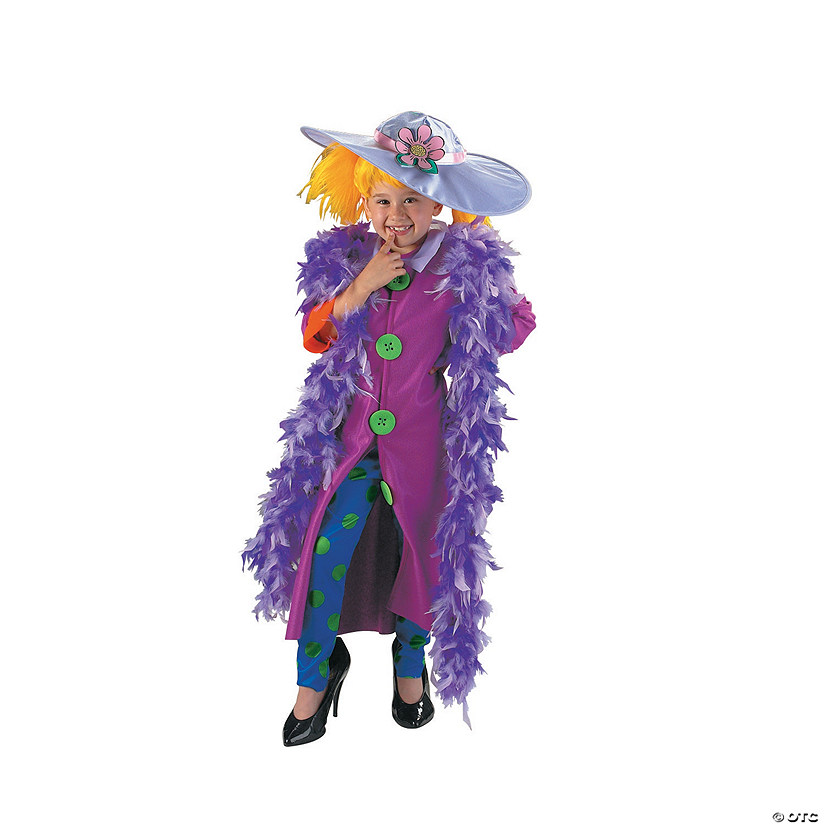 Girl's Rugrats™ Totally Angelica Costume
