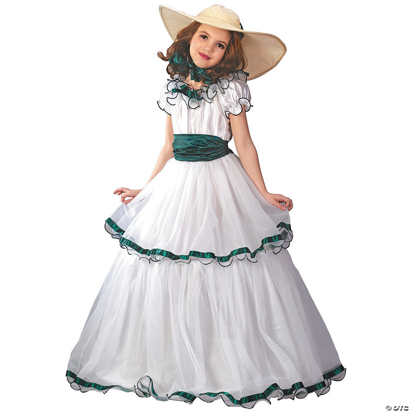 Girl's Southern Belle Costume
