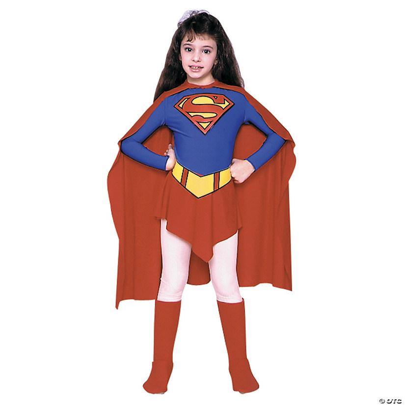 Girl's Supergirl™ Costume
