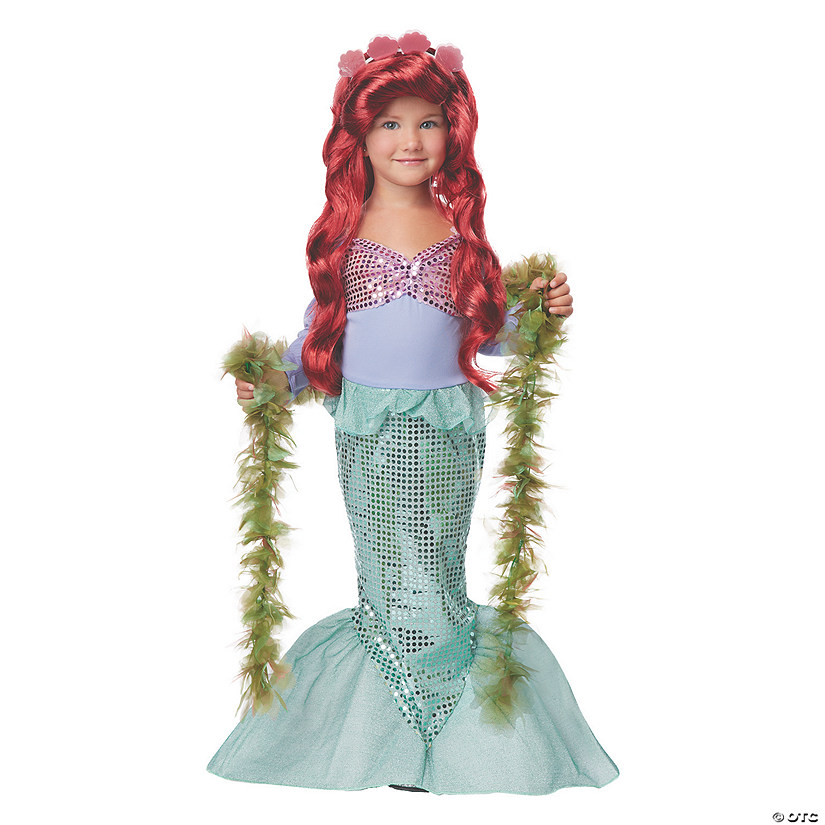 Girl\'s The Little Mermaid™ Ariel Costume - Small