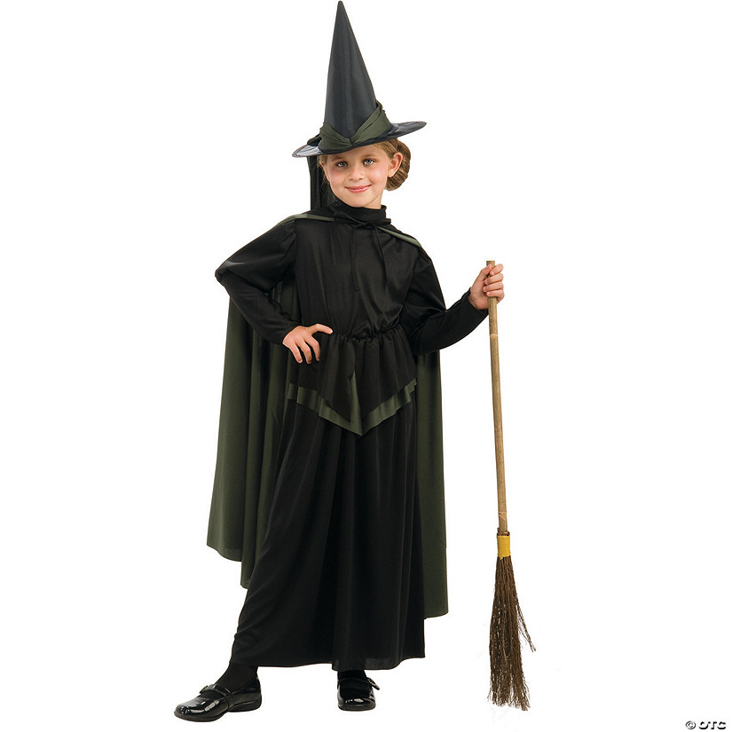 Girl's The Wizard of Oz™ Wicked Witch Costume