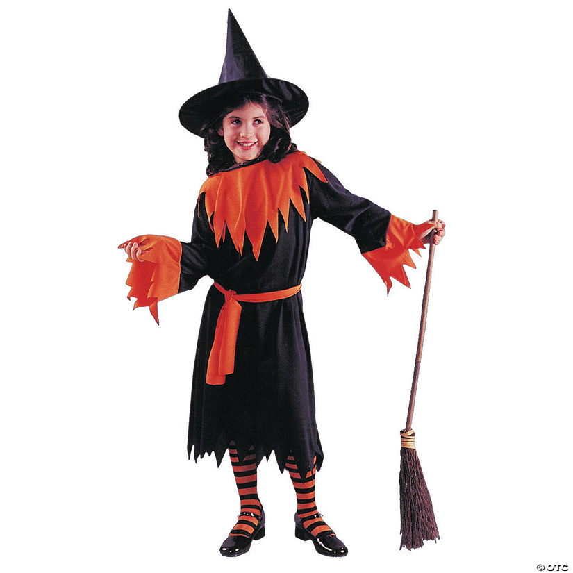 Girl's Wendy the Witch Costume