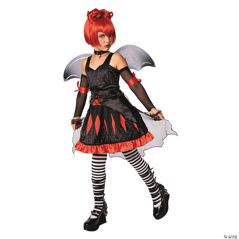 Girl's Batty Princess Costume - Medium