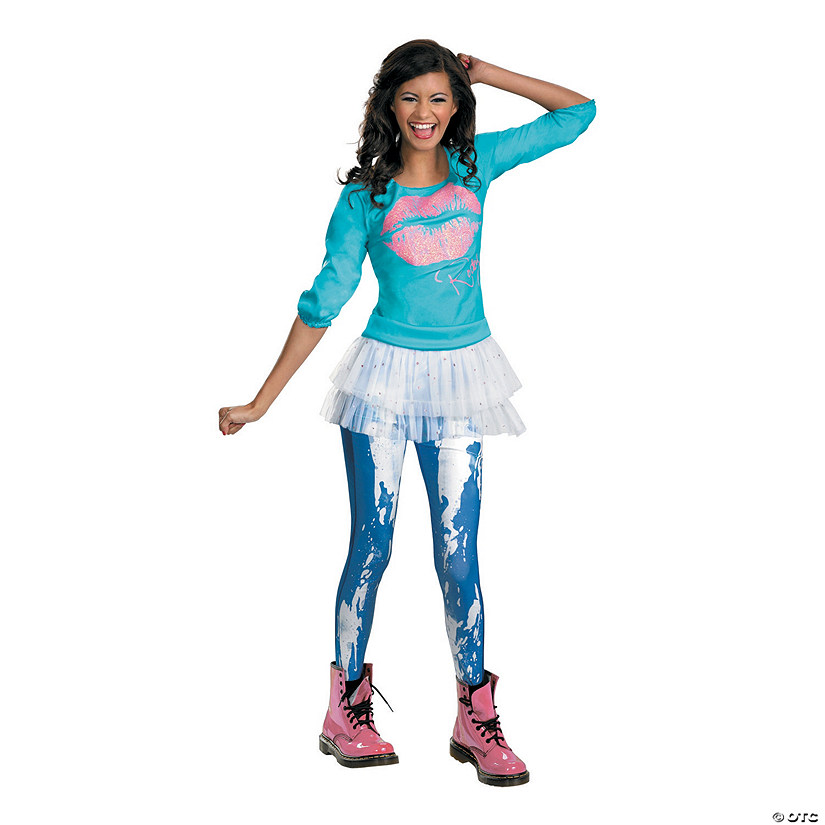 Girl's Classic Shake It Up Rocky Costume