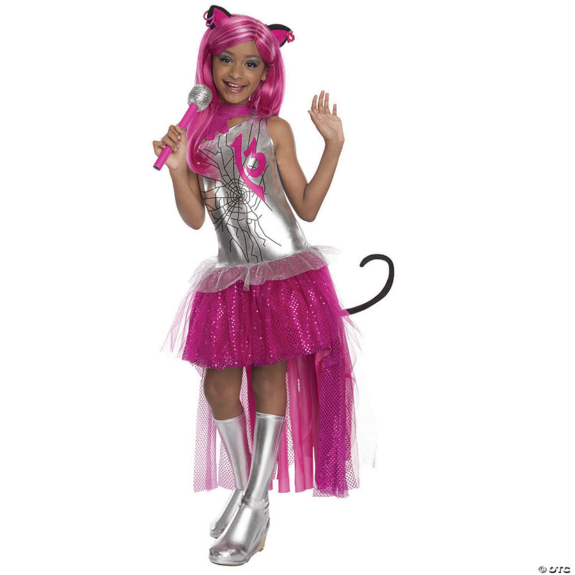 Girl's Monster High™ Catty Noir Costume
