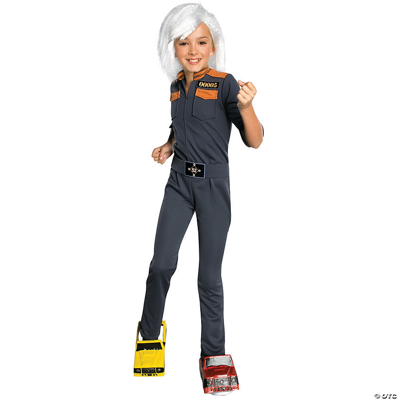 Girl's Monsters vs. Aliens Susan Costume