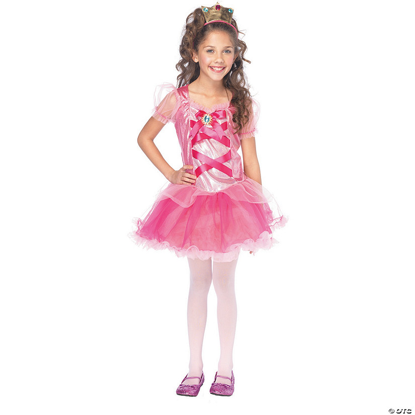Girl's Pretty Princess Costume