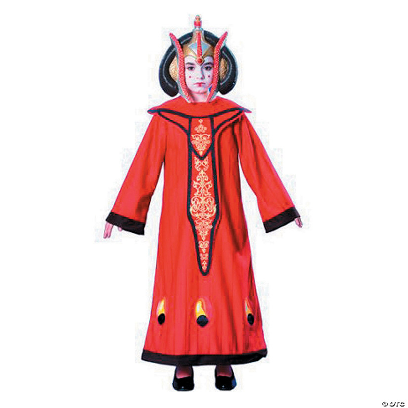 Girl's Star Wars™ Clone Wars Queen Amidala Costume