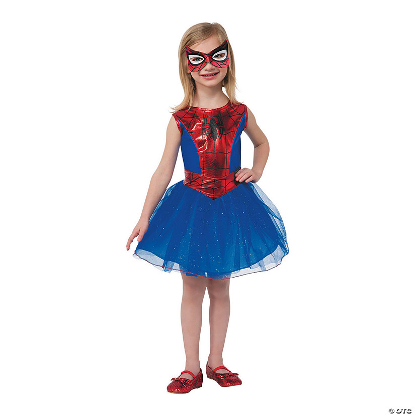 Girl's Tutu Dress Economy Spider-Girl™ Costume
