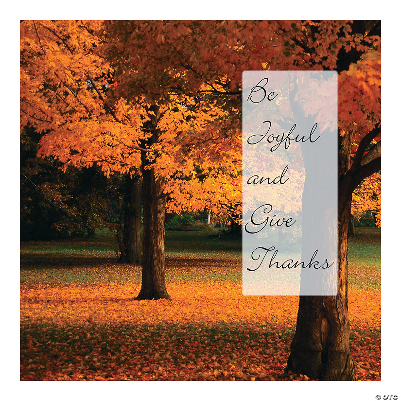 Give Thanks to the Lord Backdrop