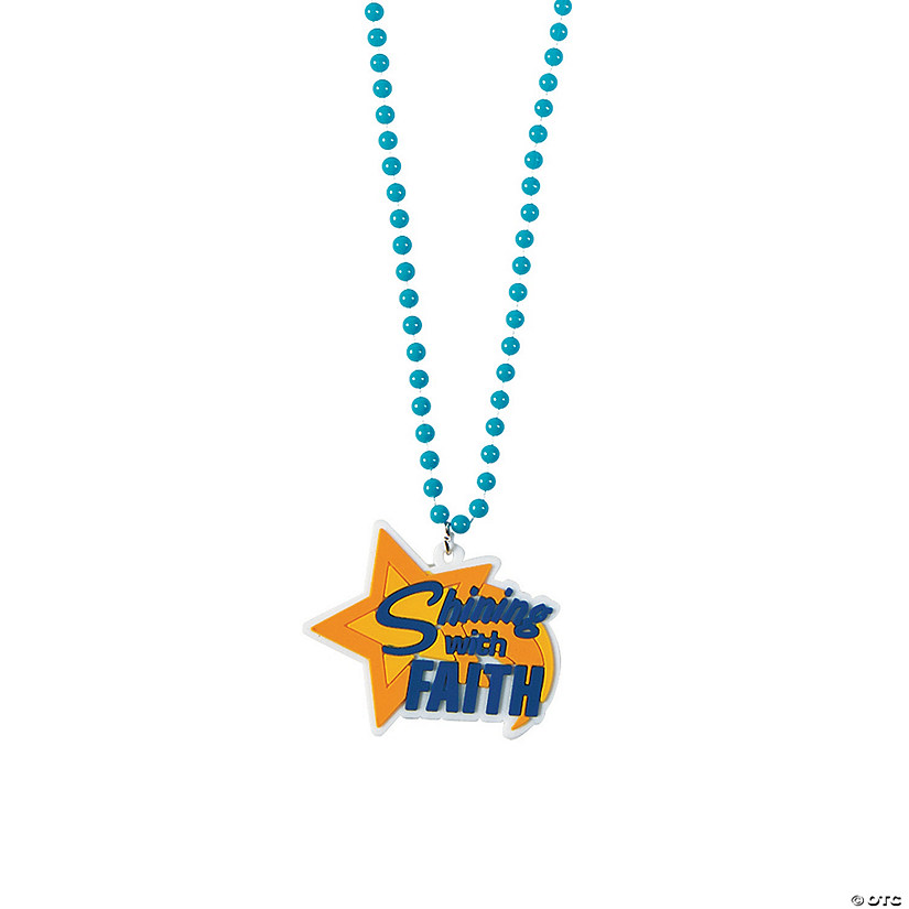 God's Galaxy VBS Beaded Necklaces
