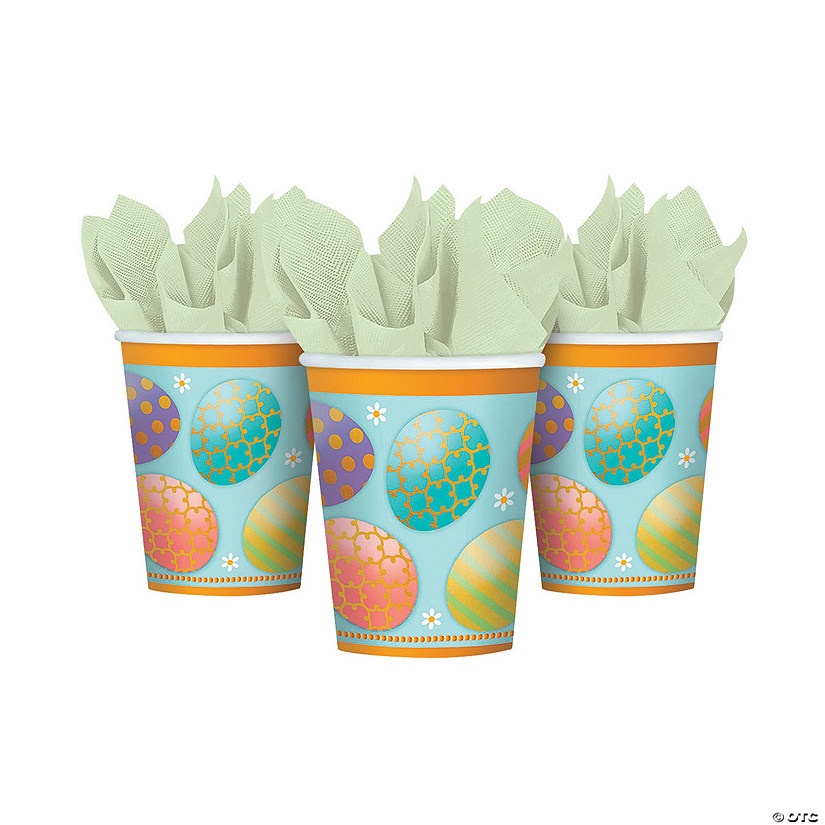 Golden Easter Cups