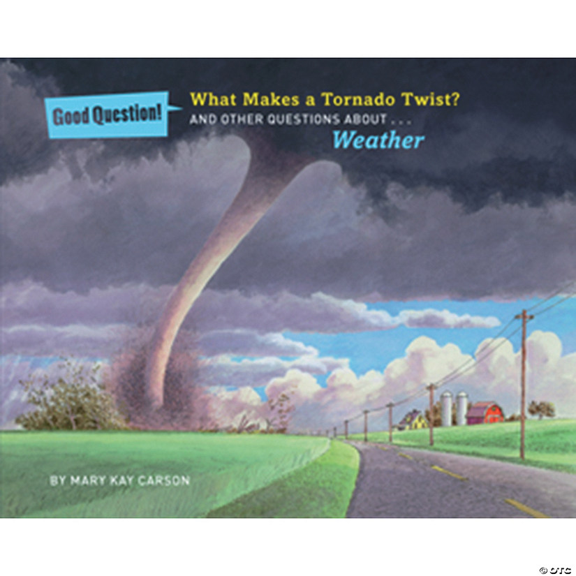 Good Question! What Makes a Tornado Twist?