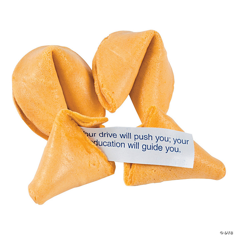 Graduation Fortune Cookies