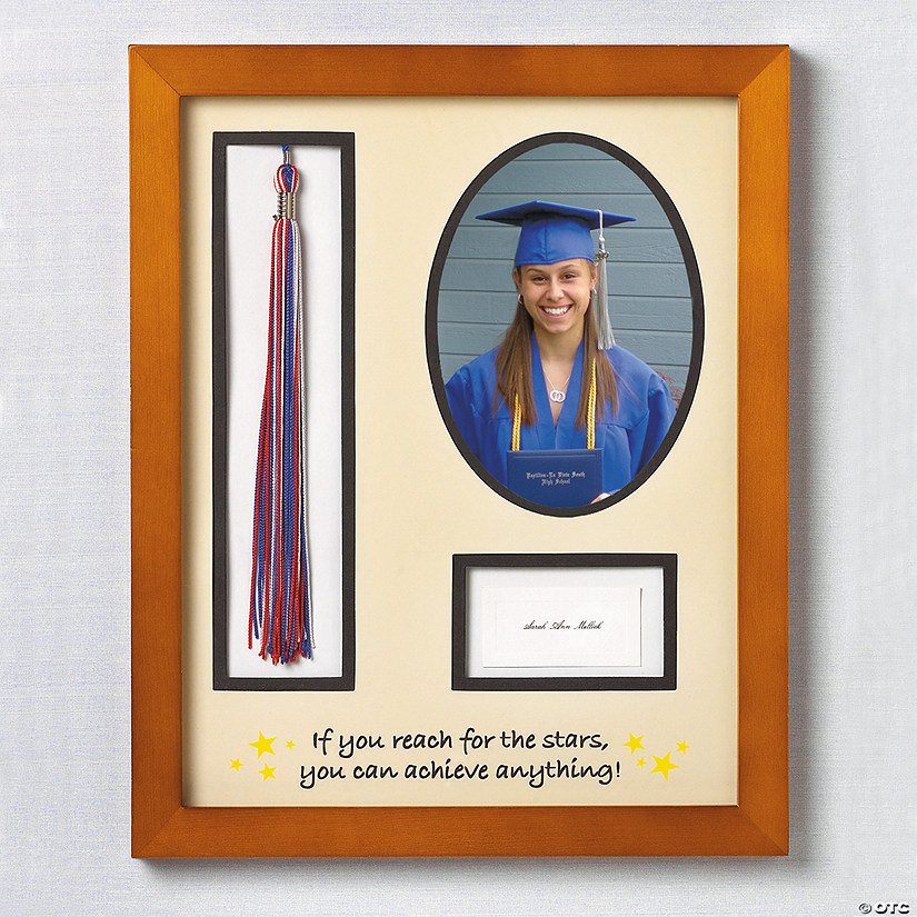 Graduation Keepsake Frame