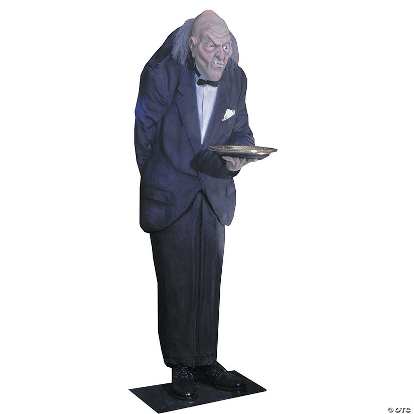 Gravely The Butler Halloween Decoration