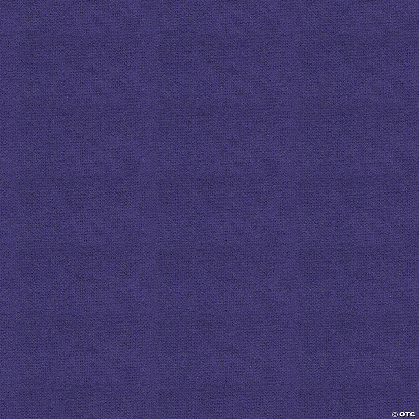 "Greatex Fabric Flannel Fabric 42"" Wide 3yd Cut-Purple"