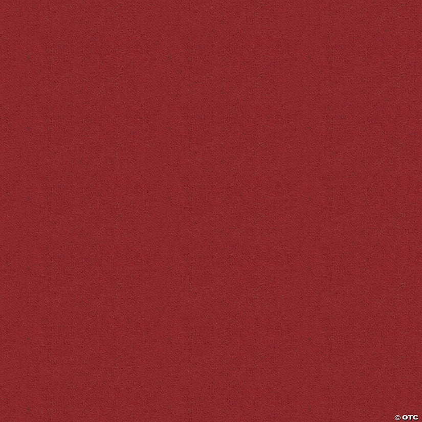 "Greatex Fabric Flannel Fabric 42"" Wide 4yd Cut-Red"