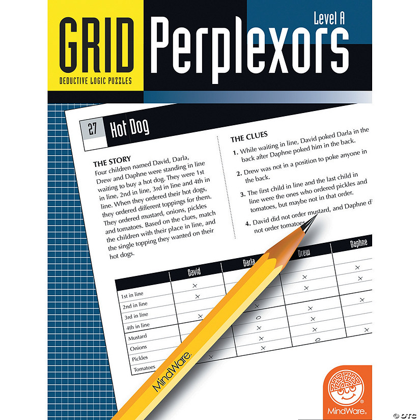Grid Perplexors: Level A