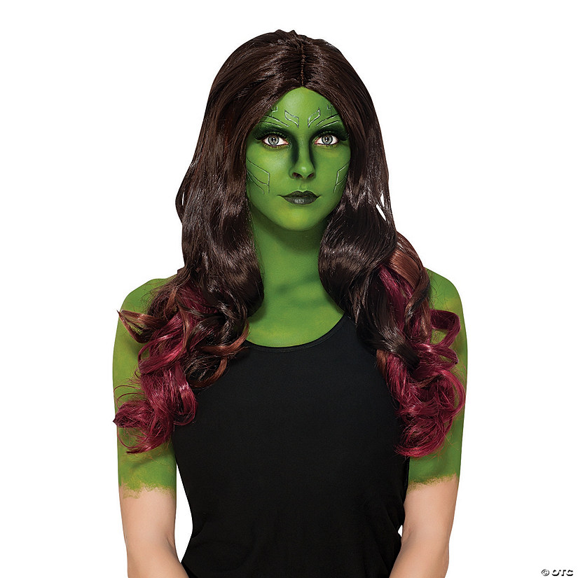 Guardians of the Galaxy™ Gamora Wig