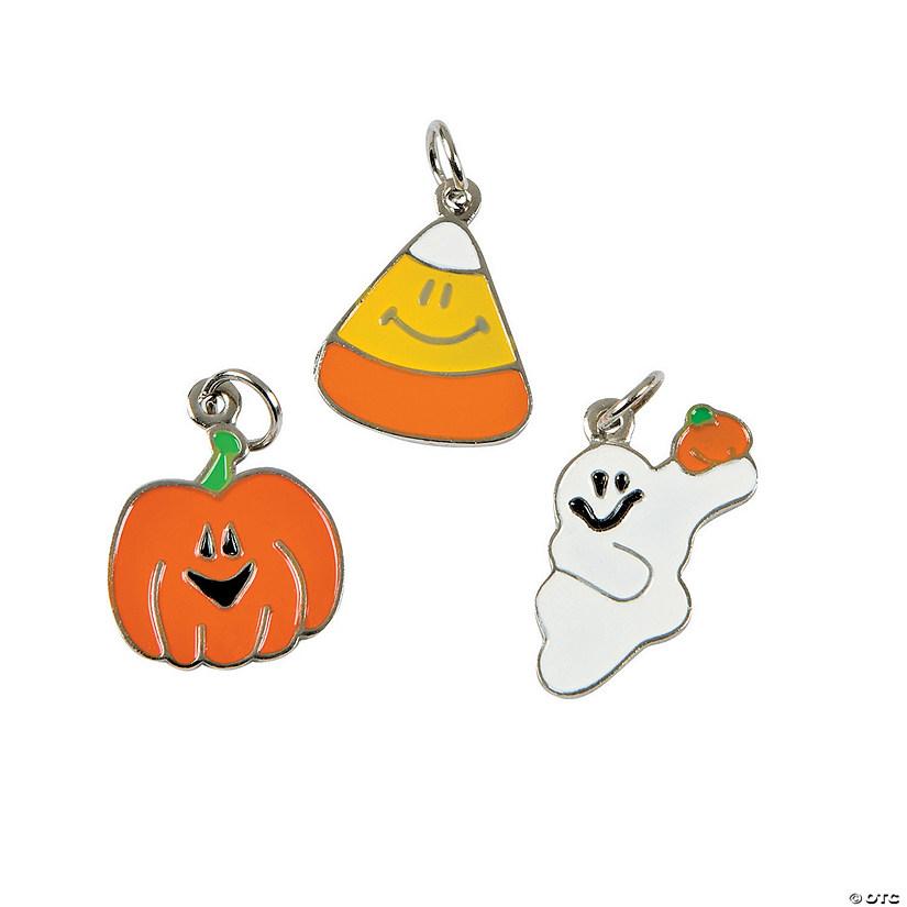Halloween Enamel Charms