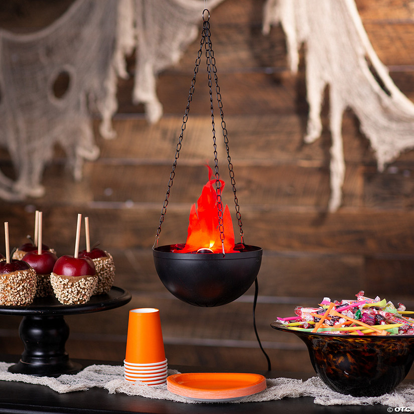 Hanging Flame Party Light