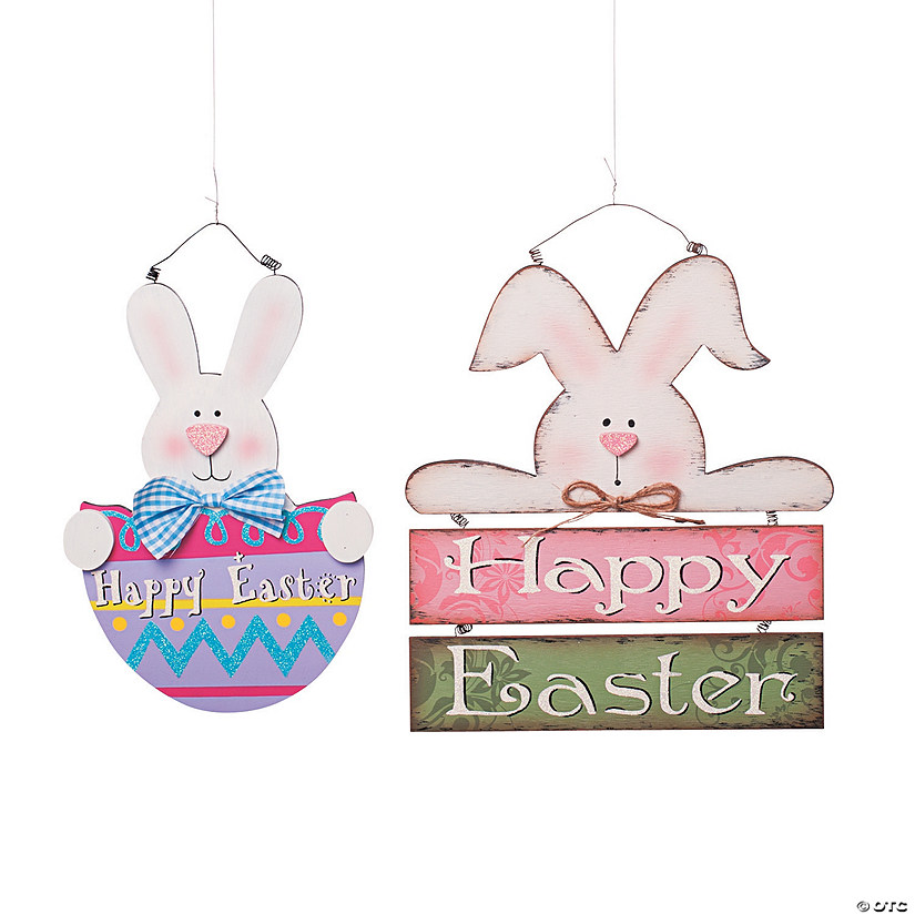 Happy Easter Wall Hangings