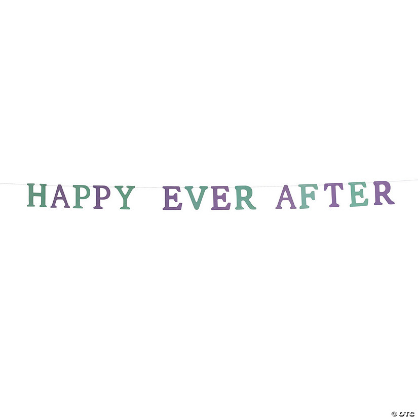 Happy Ever After Garland