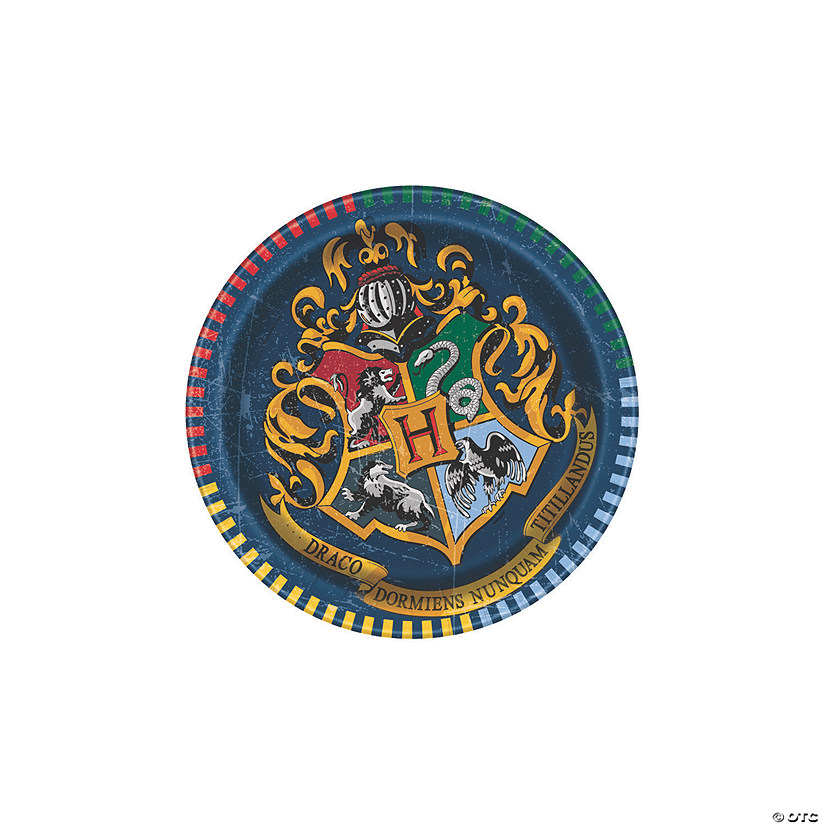 Harry Potter™ Paper Dessert Plates