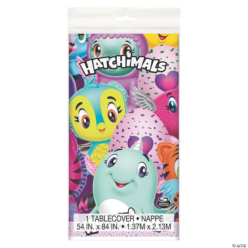 Hatchimals™ Plastic Tablecloth