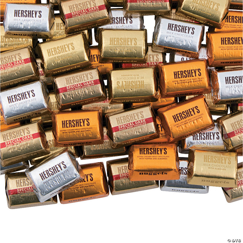 Hershey's<sup>®</sup> Chocolate Nuggets Assortment