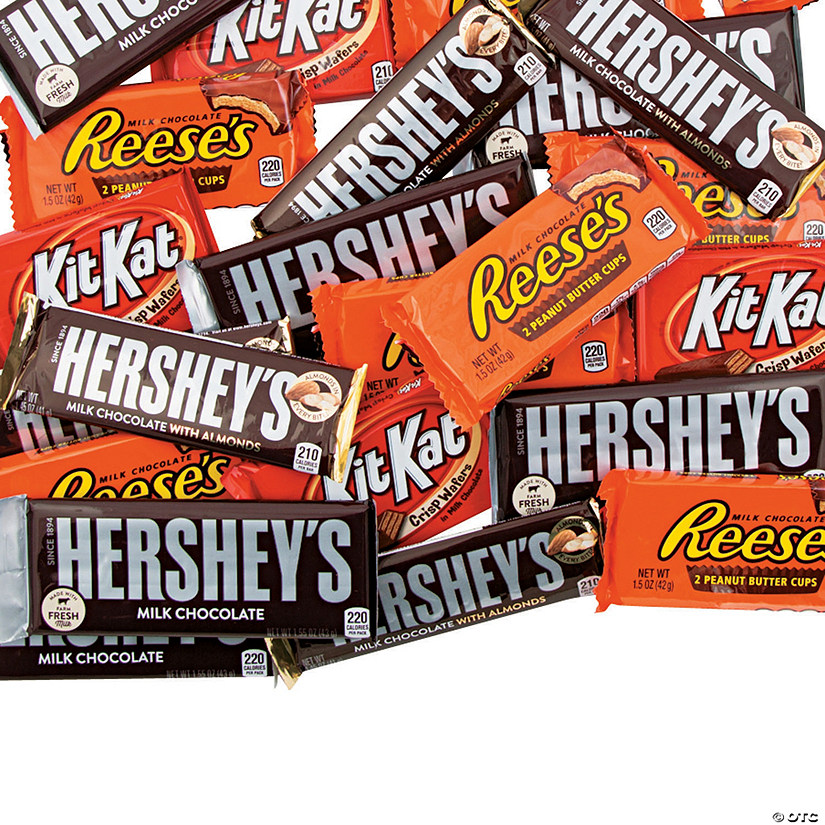 Hershey's<sup>®</sup> Full-Size Chocolate Variety Pack