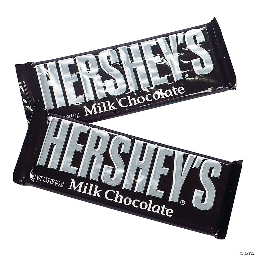 Hershey's® Milk Chocolate Candy Bars