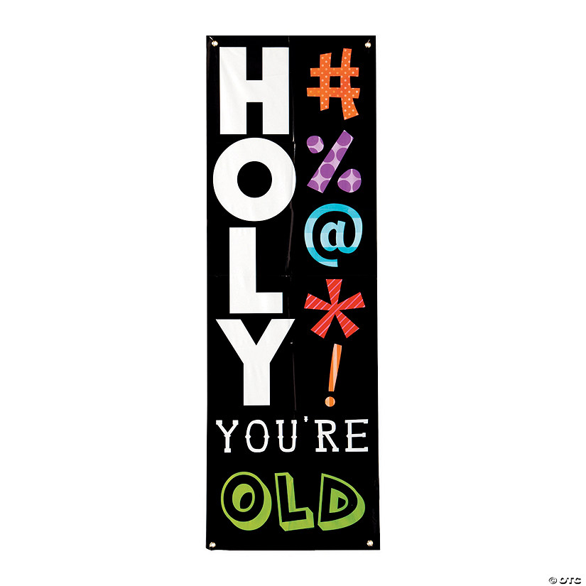 Holy Bleep Add An Age Banner