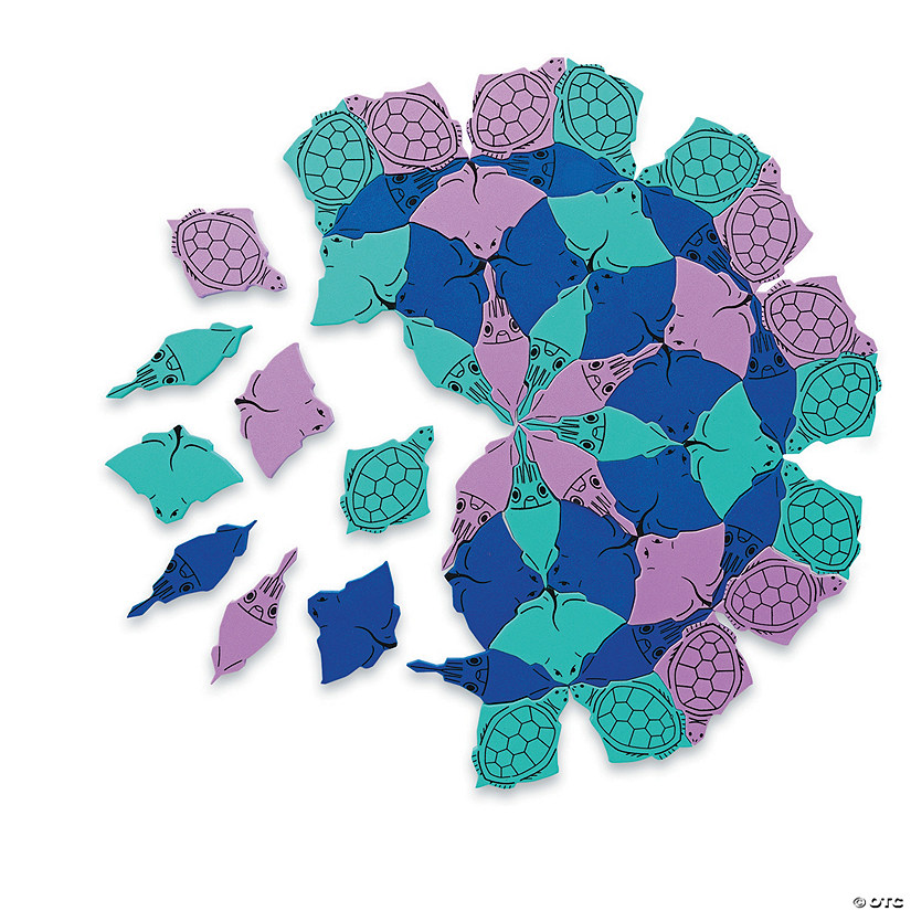 In The Ocean Tessellation Puzzle Discontinued