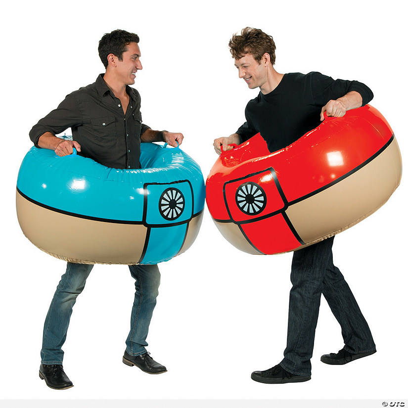 Inflatable Adult Sumo Body Boppers