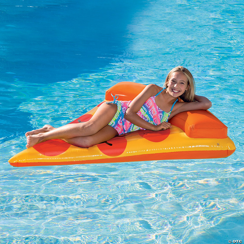 Inflatable Giant Pizza Pool Float