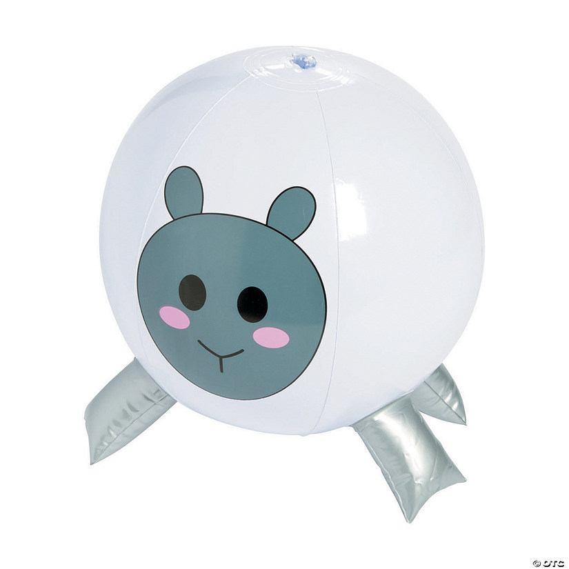 Inflatable Lamb Beach Balls