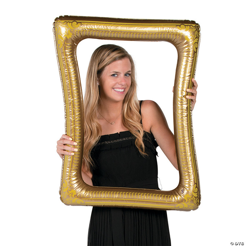 Inflatable Photo Frame Prop