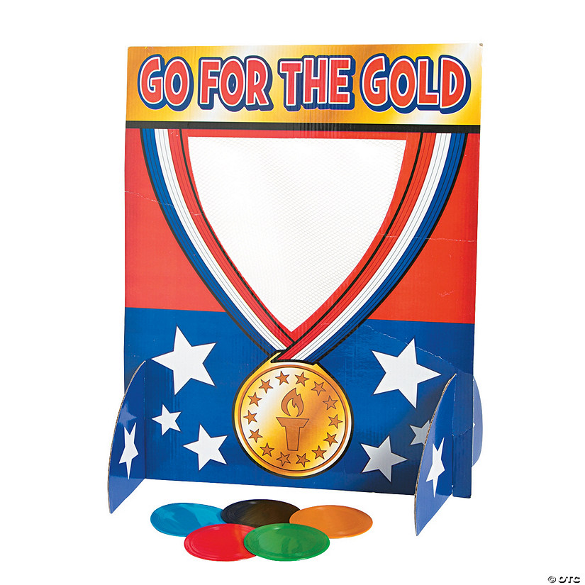 International Games Disk Toss Game