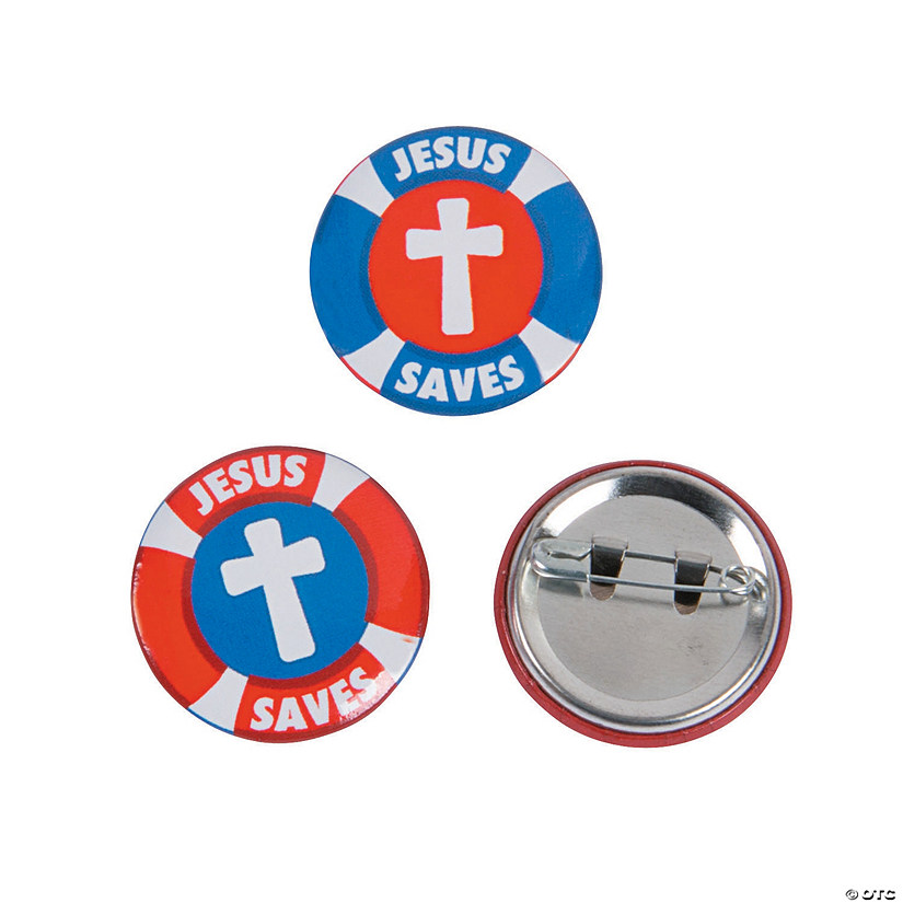 Island VBS Mini Buttons