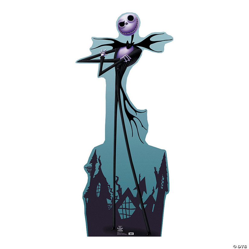 Jack Skellington Cardboard Stand-Up