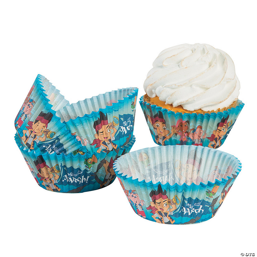 Jake and the Never Land Pirates Cupcake Liners
