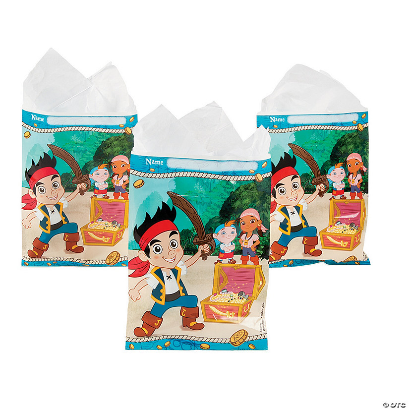 Jake & The Never Land Pirates Goody Bags