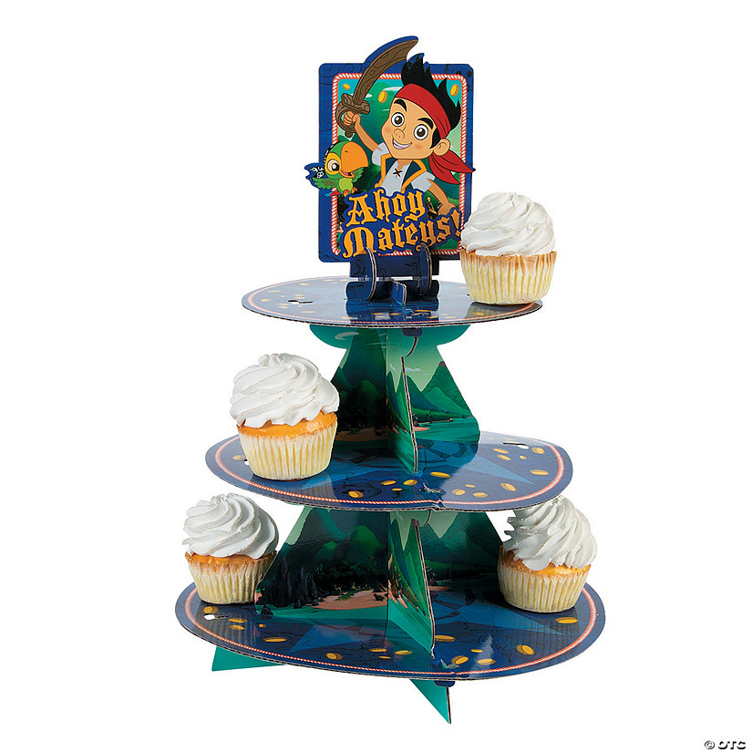 Jake and the Never Land Pirates Treat Stand